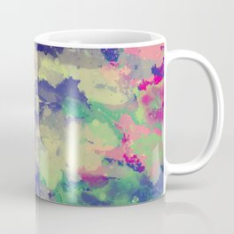 Abstract painting X 0.3 Coffee Mug