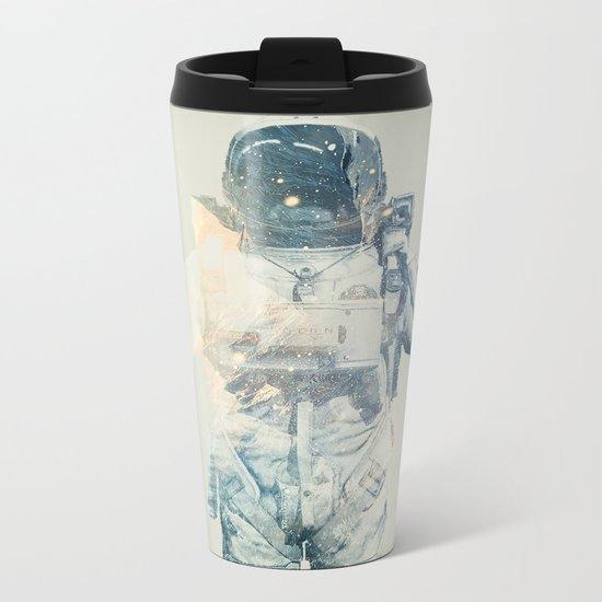 Astroscape Metal Travel Mug