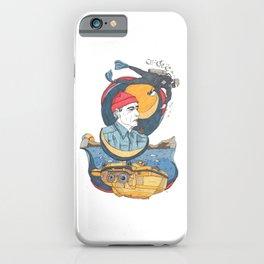Jacques Cousteau iPhone Case