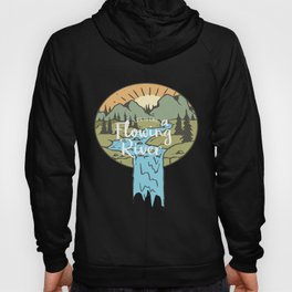 River Valley for people who like cool chill designs  Hoody