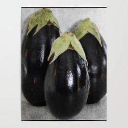 Three Eggplants | The Good, The Bad, & The Ugly | True story! Poster
