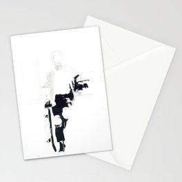 skateboarding Stationery Cards