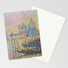 Grand Canal (Venice), Paul Signac, 1905 Stationery Cards