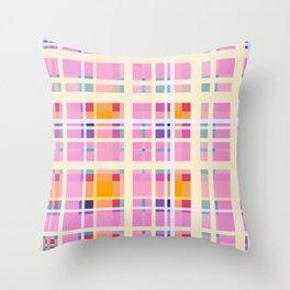 Geometric Shape 09 Throw Pillow