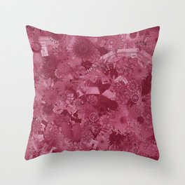 Wine and our other favourite things... Throw Pillow