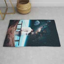 Lovers Under The Stars Rug