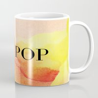 artpop Mugs featuring ARTPOP  by IngCK