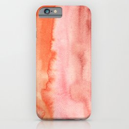 Abstract Watercolors 2 iPhone Case