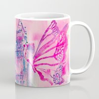 princess Mugs featuring Princess by zeze