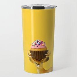 Dear Cupcake, Travel Mug