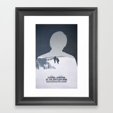 Eternal Sunshine Framed Art Print