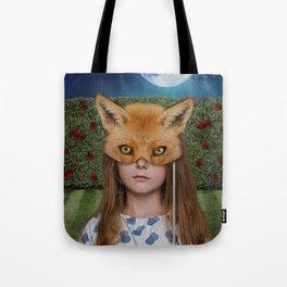 Lacie the Fox Tote Bag
