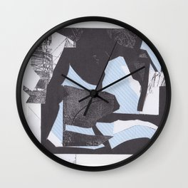 Train 1 Wall Clock