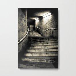 Stairs Metal Print