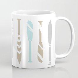 River OAR Ocean Coffee Mug