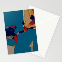 onBlue Stationery Cards