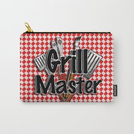 Grill Master with BBQ Tools Carry-All Pouch