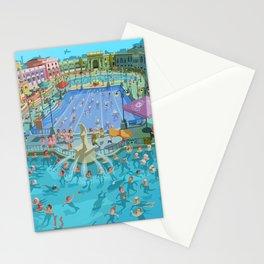 Szechenyi bath Budpest Stationery Cards