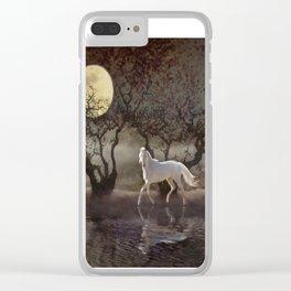 A Summer Night's Dream Clear iPhone Case