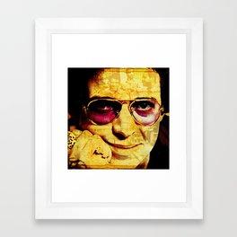 El Cantante Framed Art Print