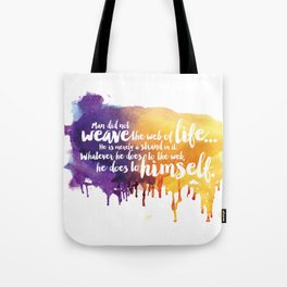 Father, You Are The Skydancer Tote Bag