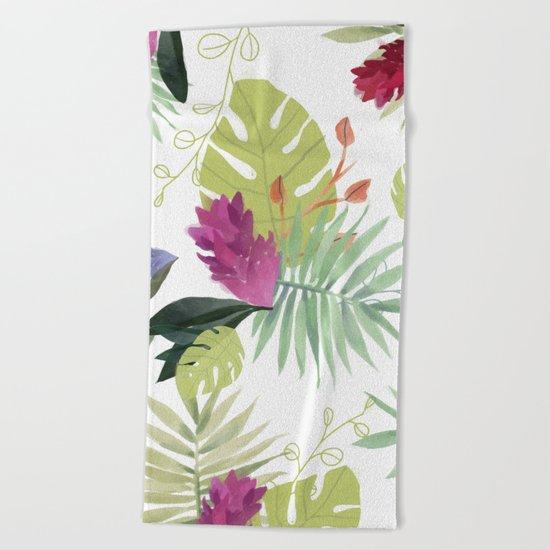 pattern 078 Beach Towel