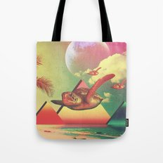 From the Sea to the Sky  Tote Bag