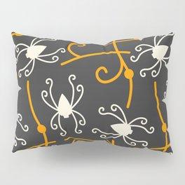 Creepy Spiders Pillow Sham