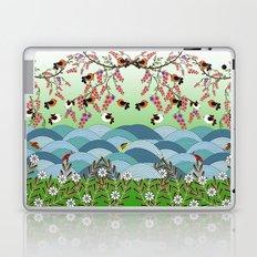 beautiful river Laptop & iPad Skin