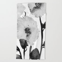 Flowers -a103 Beach Towel