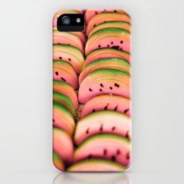Melon slices  iPhone Case