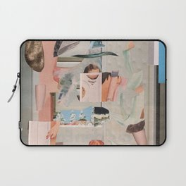 cold and warm air Laptop Sleeve