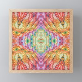 Psychedelic Journey GOA 1 Framed Mini Art Print