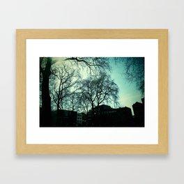 Hoxton Square Framed Art Print
