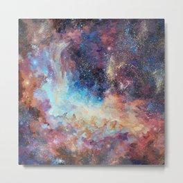 """""""Birth of stars"""" Metal Print"""