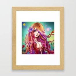 Angella *GirlsCollection* Framed Art Print