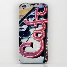 Keeping It Modern iPhone & iPod Skin