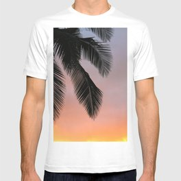 Ocean Shore Palms T-shirt