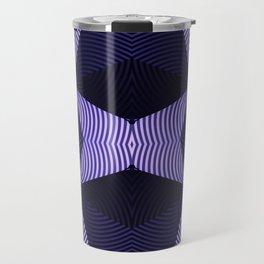 Origami in purple Travel Mug