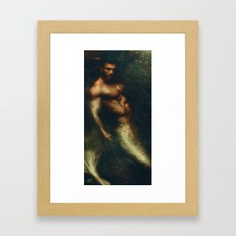 Aquilus Framed Art Print