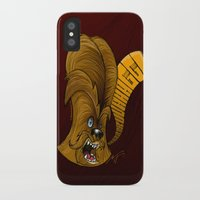 chewbacca iPhone & iPod Cases featuring Chewbacca by alexviveros.net