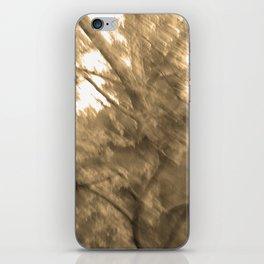 Treeage I - Sepia iPhone Skin