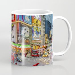 Times Square III Special Edition I Coffee Mug