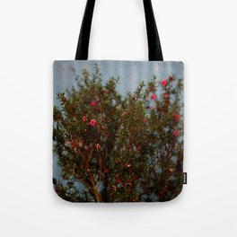 Flower works Tote Bag