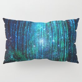 magical path Pillow Sham