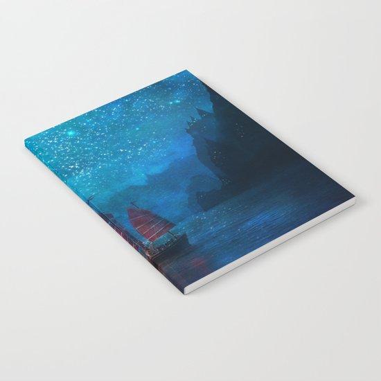 Our Secret Harbor Notebook