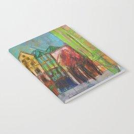 Cologne Old Market Notebook