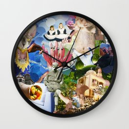 From a Coma Wall Clock