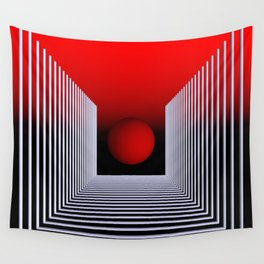 games with geometry -131- Wall Tapestry