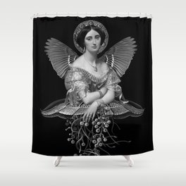 The Knowing Shower Curtain